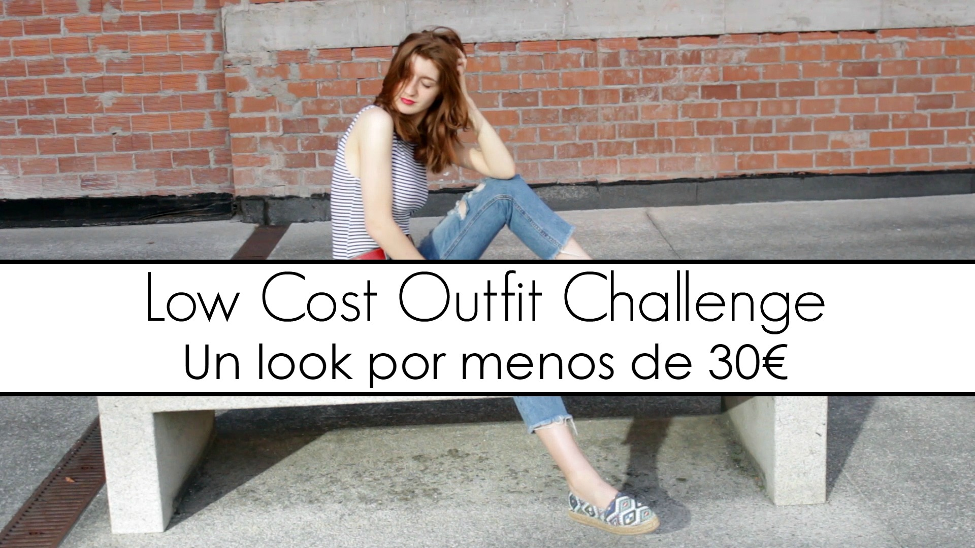 low cost outfit challenge martina lubián