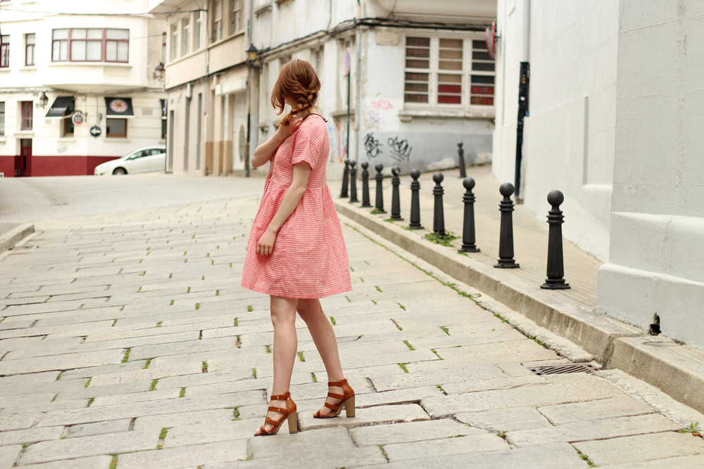 Vestido perfecto para la primavera- Martina Lubian
