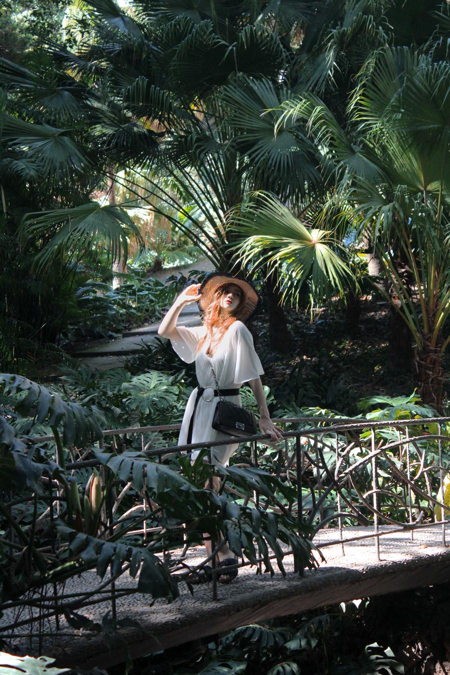 Jardín Botánico HIstórico de La Concepción (Málaga)- Martina Lubian