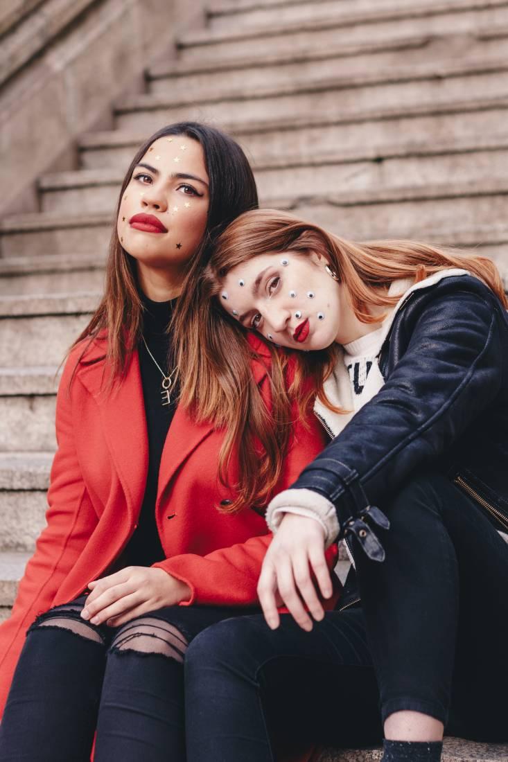 Retratos con Elena- Martina Lubian