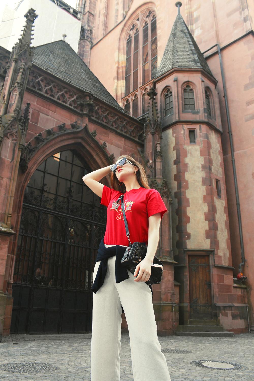 ¿Qué ver en Frankfurt de Meno?: Catedral de San Bartolomé- Martina Lubián