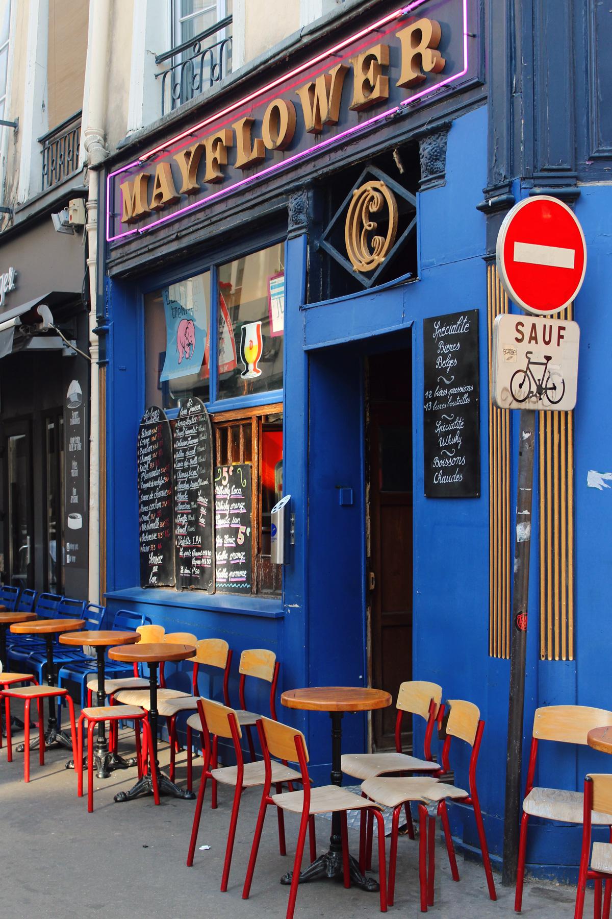 Calles París- Martina Lubián