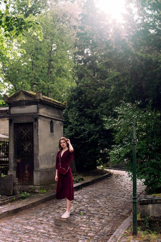 Qué ver en París: Cementerio del Père Lachaise- Martina Lubián