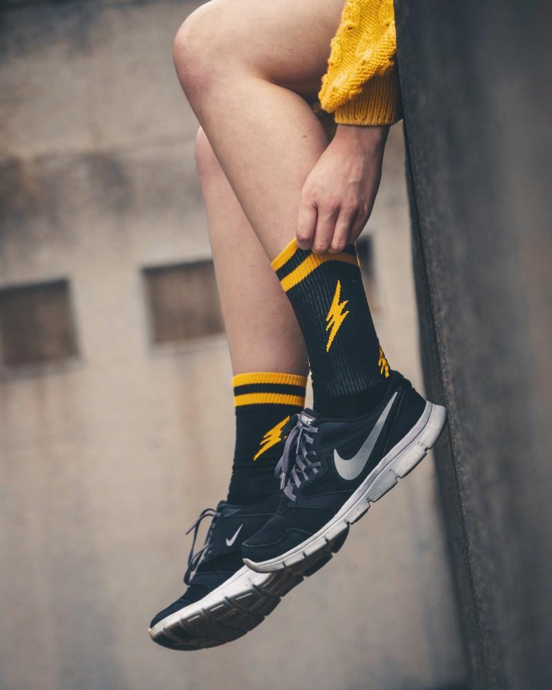 ¿Cómo y cuándo enseñar calcetines? -Happy Socks | Martina Lubián