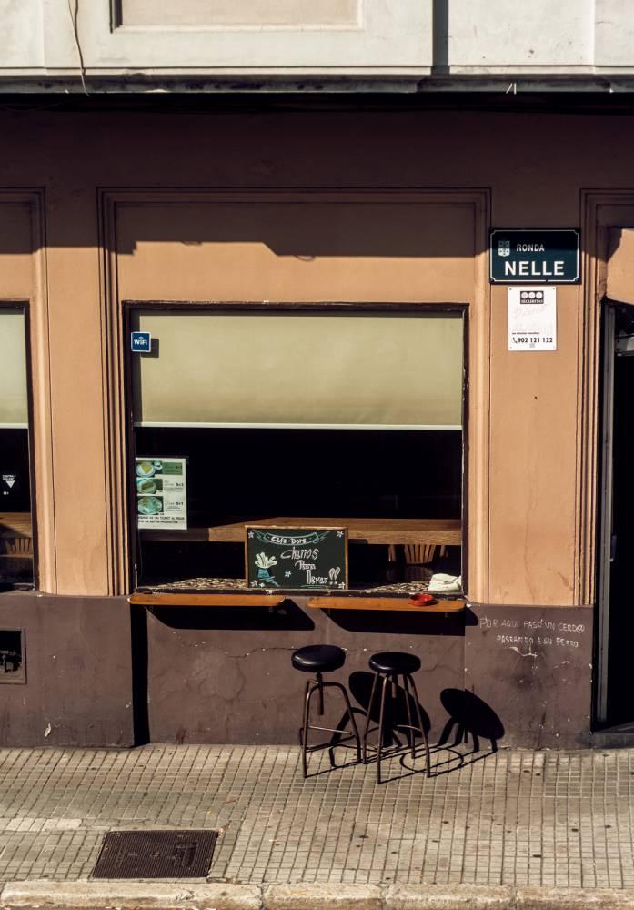 Cafe Dore- A Coruna 2019