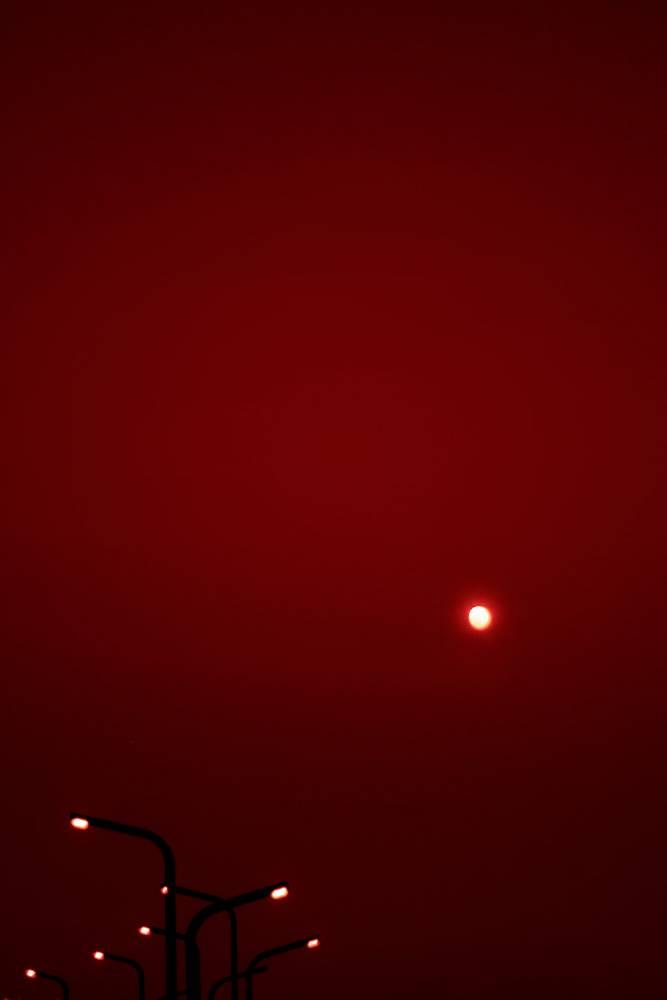 Cielo rojo Martina Lubián