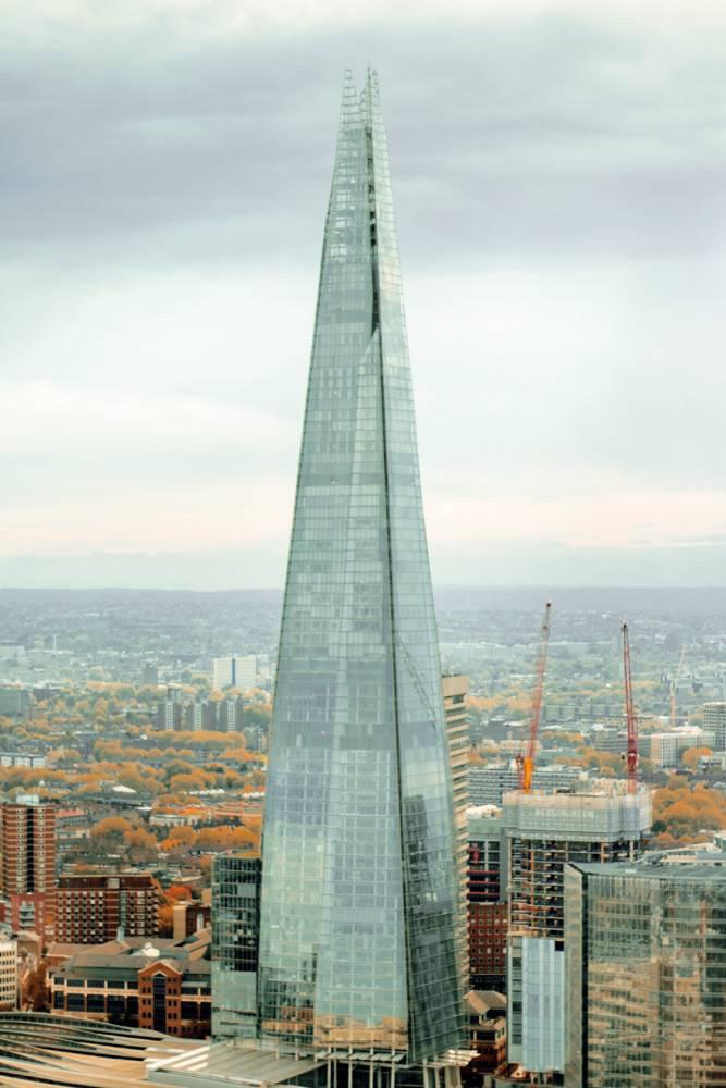 The Shard- London 2018