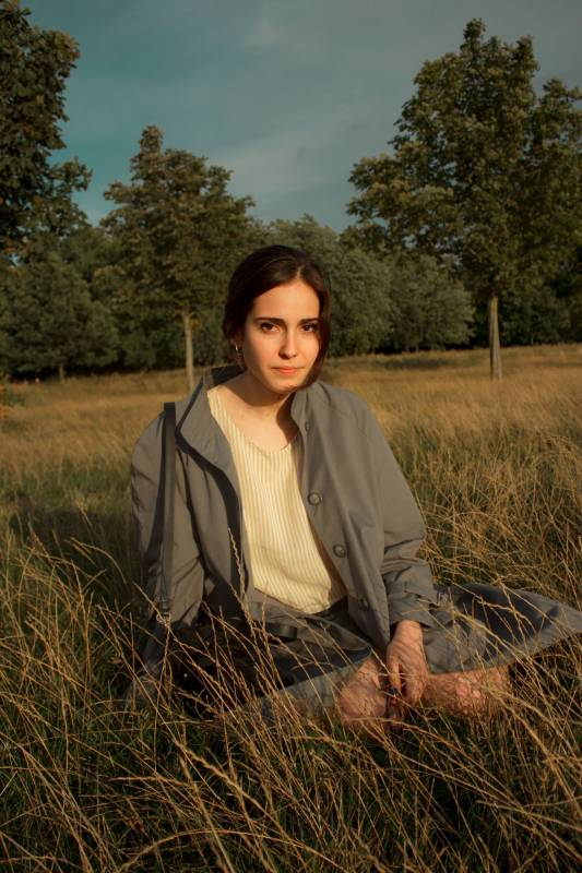 Carla (Regent´s Park, London)- Aug 2019- Martina Lubian - Fashion Photography