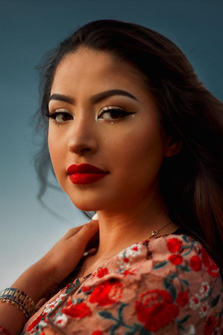 Michelle Diaz - Martina Lubian - Portrait Photography
