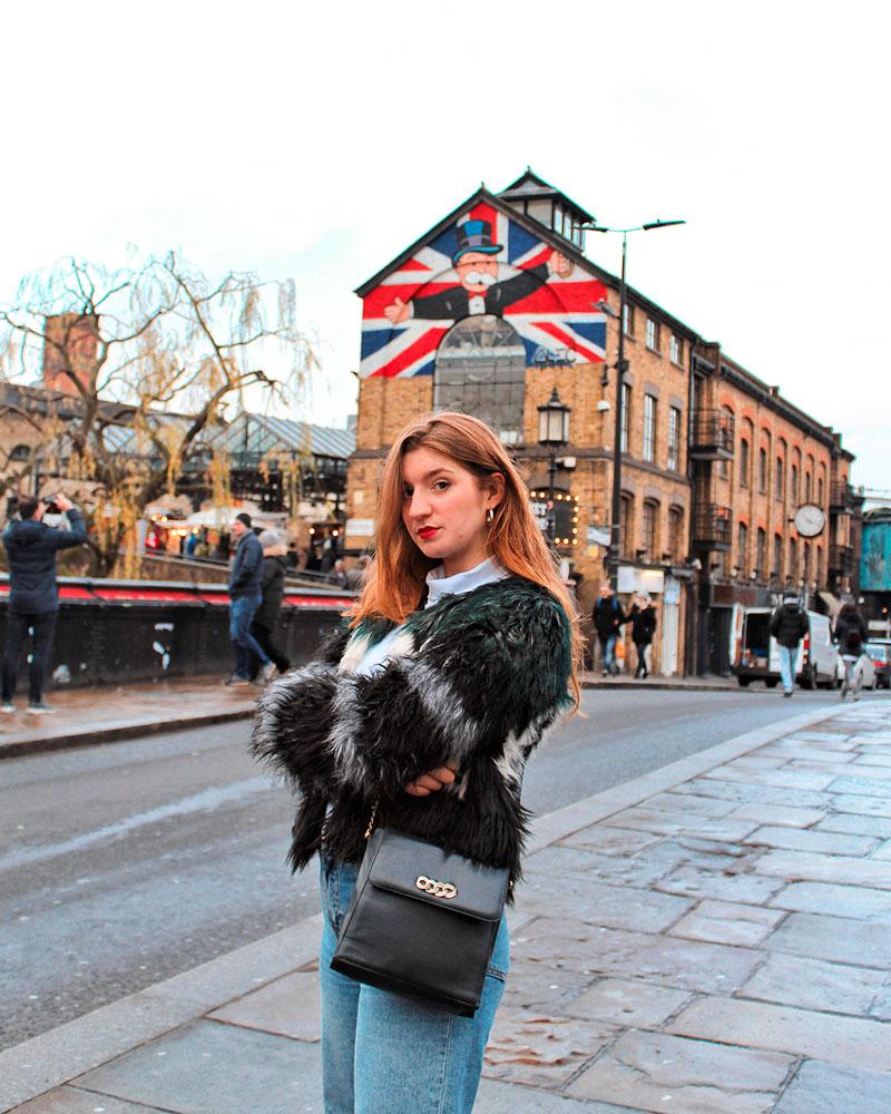 au pair en Londres- Martina Lubián