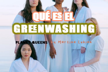 Greenwashing - Planet Queens - Martina Lubian