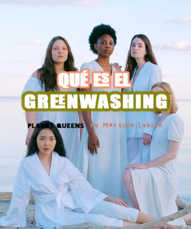 Greenwashing - Planet Queens - Martina Lubian