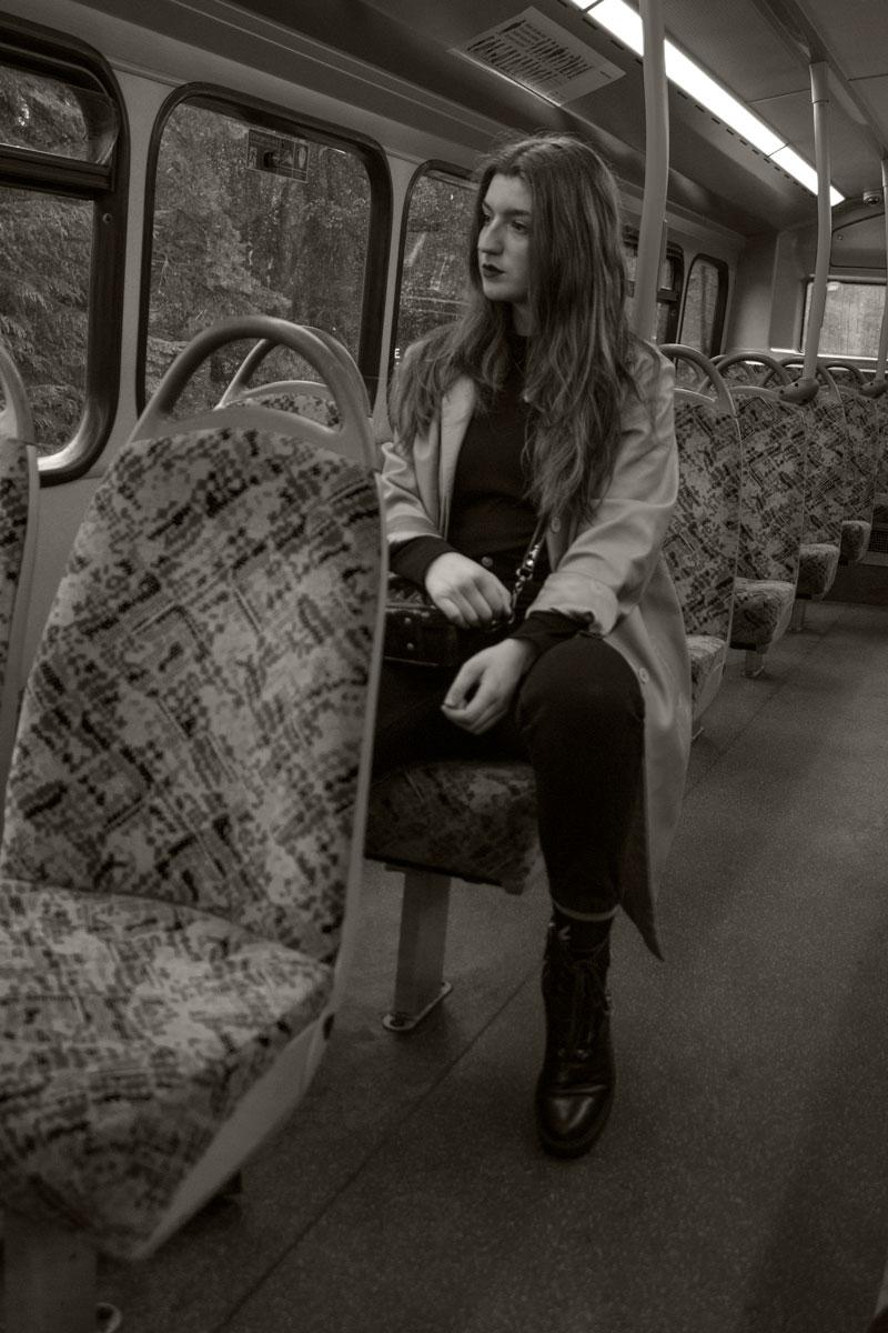London Bus - Martina Lubian