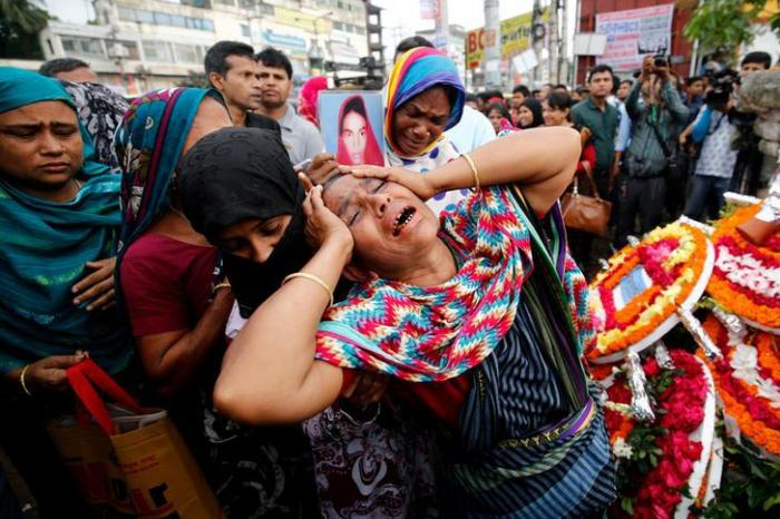 Rana Plaza disaster - Human Rights Watch