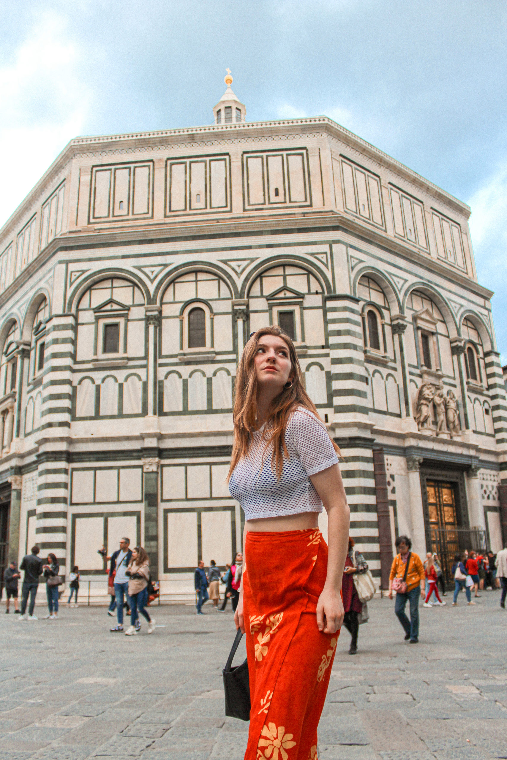 What to visit in Florence- Qué ver en Florencia: Baptistery of St. John- Martina Lubian