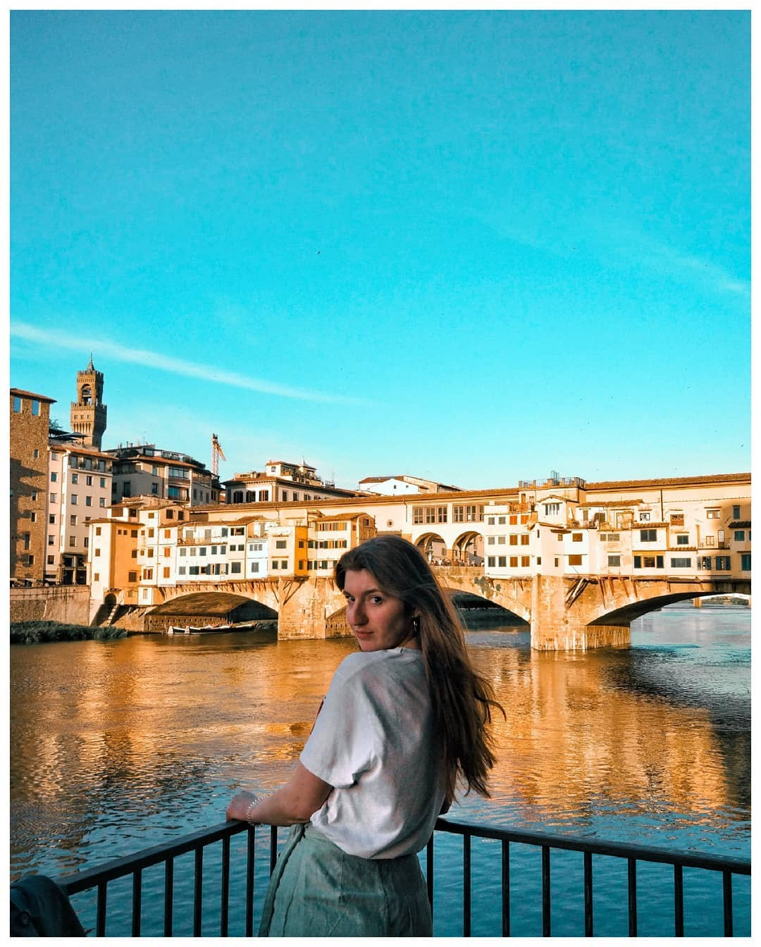 What to see in Florence- Qué ver en Florencia: Ponte Vecchio - Martina Lubian