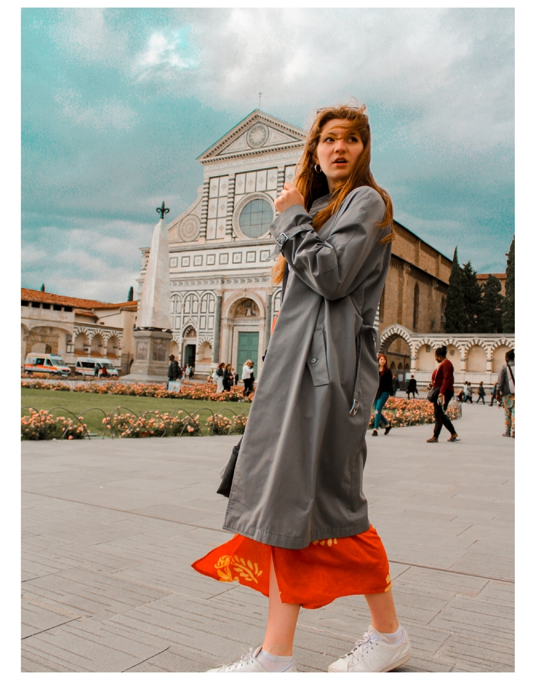What to visit in Florence- Qué ver en Florencia: Santa Maria Novella- Martina Lubian